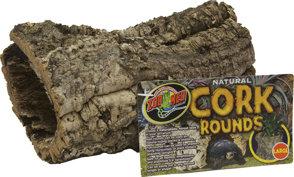 Zoo Med Laboratories Inc - Natural Cork Round