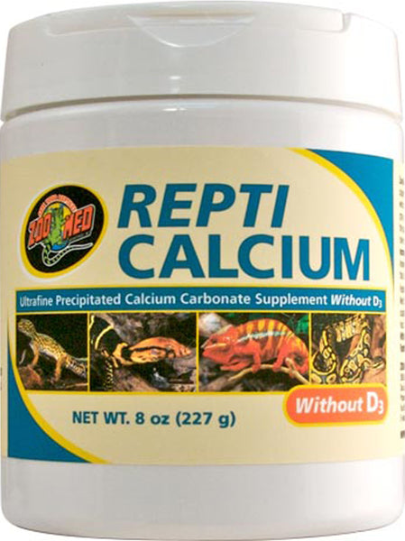 Zoo Med Laboratories Inc - Repticalcium Without D3