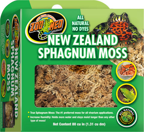 Zoo Med Laboratories Inc - New Zealand Sphagnum Moss