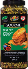 Zoo Med Laboratories Inc - Gourmet Bearded Dragon Food