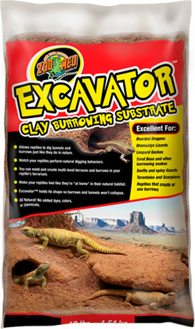 Zoo Med Laboratories Inc - Excavator Clay Burrowing Substrate