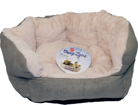 Ethical Fashion-seasonal - Sleep Zone Reversible Cushion Bed
