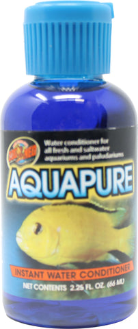 Zoo Med Laboratories Inc - Aquapure Instant Water Conditioner