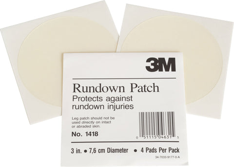3m                      D - Rundown Patch (Case of 50 )