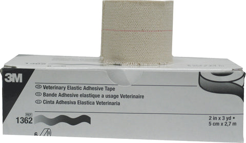 3m                      D - Veterinary Elastic Adhesive Tape Six Pack
