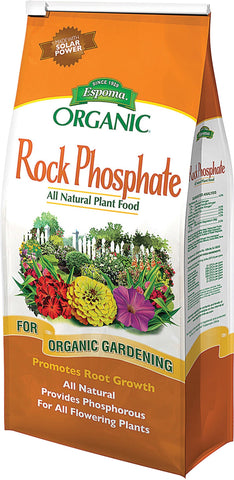 Espoma Company - Organic Rock Phosphate All Natural Plant Food