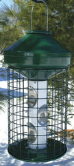 Audubon/woodlink - Avian Series Caged Mixed Seed Feeder