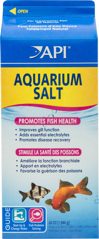 Mars Fishcare North Amer - Aquarium Salt