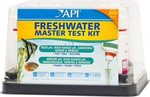 Mars Fishcare North Amer - Freshwater Master Test Kit