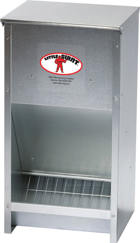 Miller Mfg Co Inc       P - Little Giant High Capacity Poultry Feeder