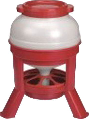 Miller Mfg Co Inc       P - Feeder Plastic Dome