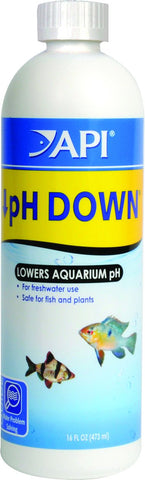 Mars Fishcare North Amer - Ph Down