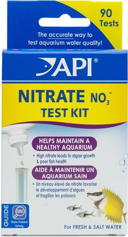 Mars Fishcare North Amer - Nitrate Test Kit For Fresh And Saltwater