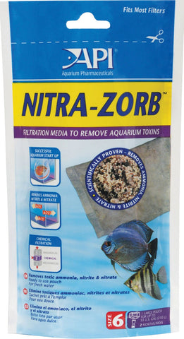 Mars Fishcare North Amer - Nitra-zorb Pouch