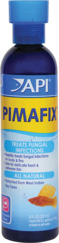Mars Fishcare North Amer - Pimafix Antifungal Fish Medication