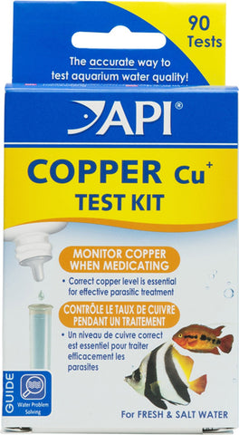Mars Fishcare North Amer - Copper Test Kit