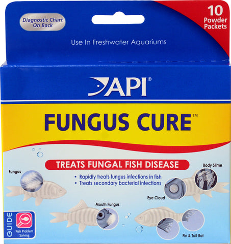 Mars Fishcare North Amer - Fungus Cure Powder