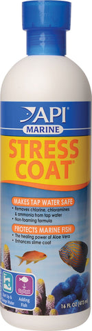 Mars Fishcare North Amer - Stress Coat Marine