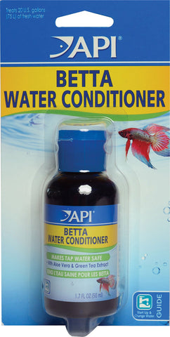 Mars Fishcare North Amer - Betta Water Conditioner