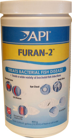 Mars Fishcare North Amer - Furan 2 Powder