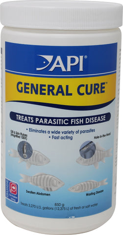 Mars Fishcare North Amer - General Cure Bulk Powder