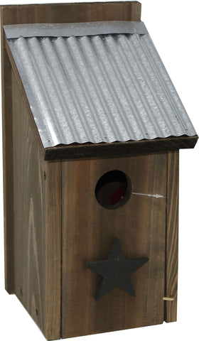 Audubon/woodlink - Rustic Farmhouse Bluebird House