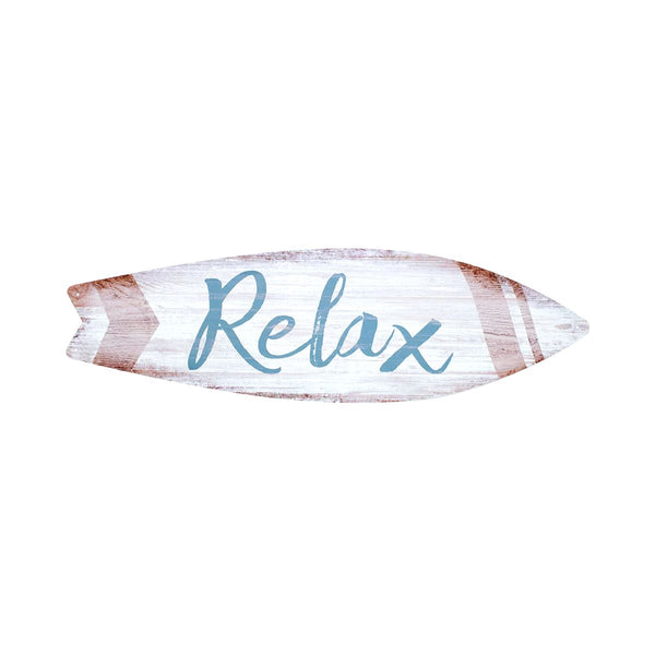 SG Placa Metal Relax-Beach