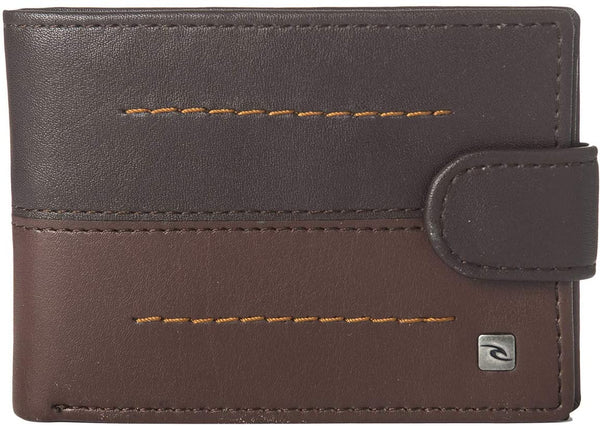 Rip Curl Cartera Stitch Clip Wallet