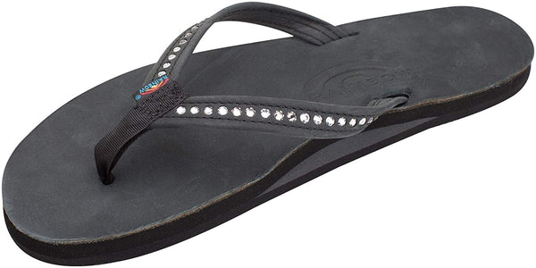 Rainbow Sandals Negro - Chanclas