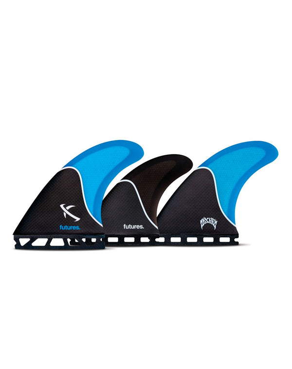 Lost Honeycomb Carbon (5fins) L