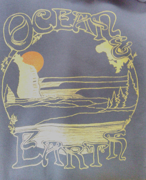 Ocean & Earth Utopian Sudadera
