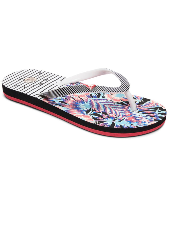Roxy Pebbles - Chanclas de Niña