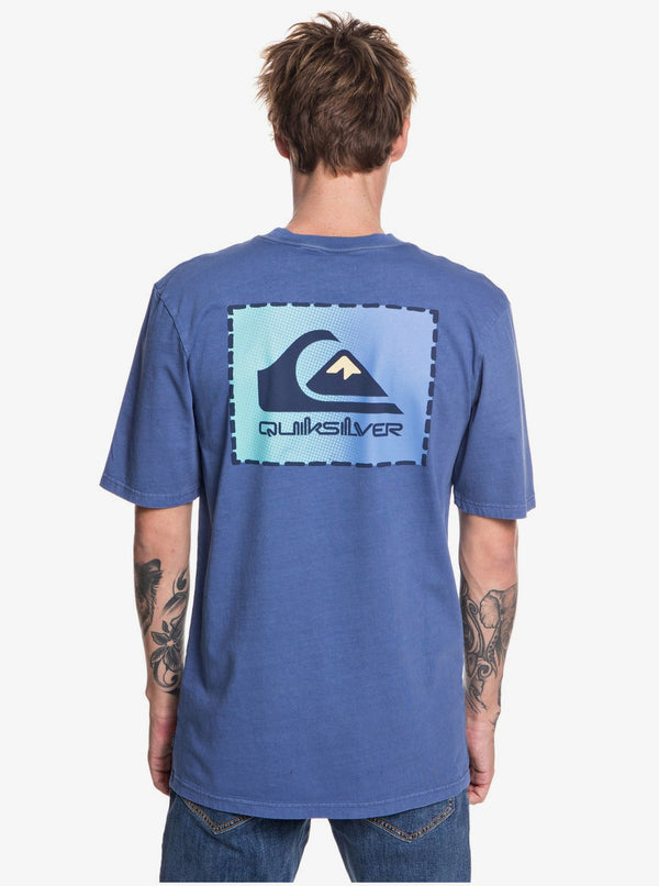 Quiksilver Original Classic Patch - Camiseta