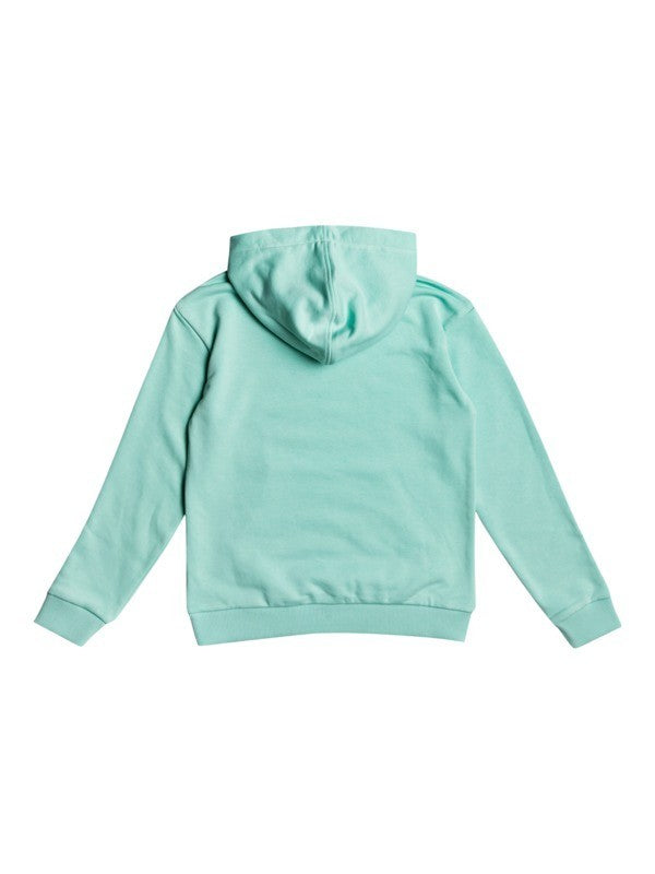 Roxy Indian Poem Logo Sudadera Niña