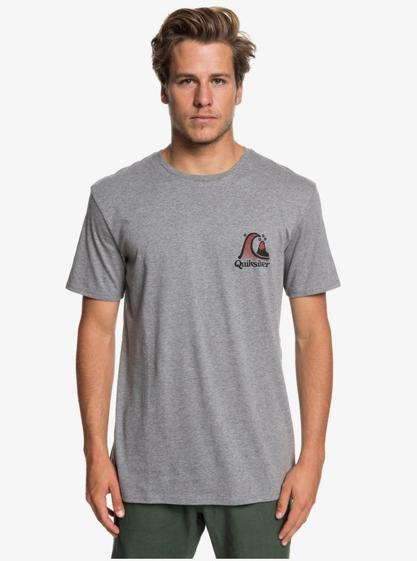 Quiksilver Gorratain Slim Camiseta