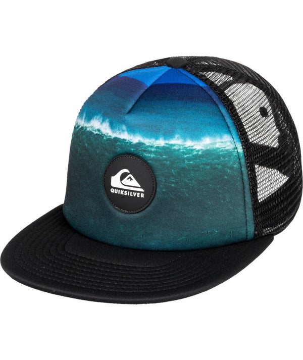 Quiksilver Psychic Patterns  Gorra Trucker niño