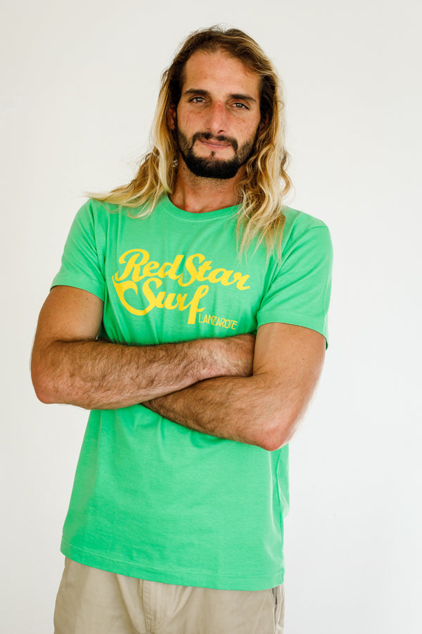Red Star Surf Camiseta