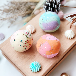 Limited Edition - Birthday Surprise Glitter Play Dough Set