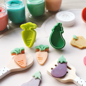 Vegetable Garden Plunger Cutters Set