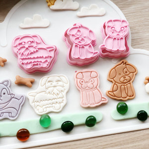 My Little Puppy Cutters Set
