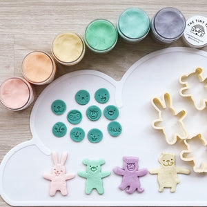 Animal Emotions Cutters Set