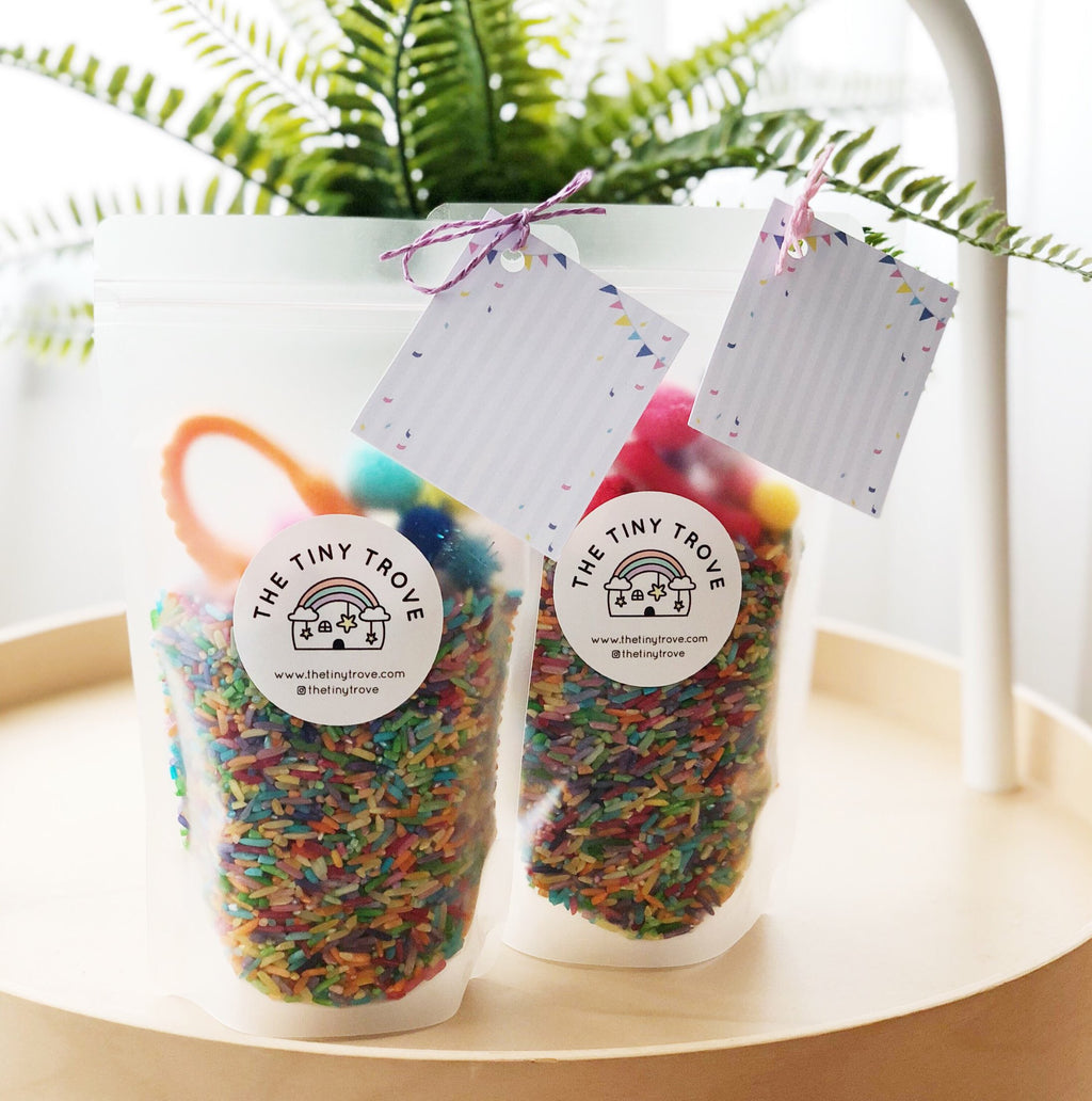 Rainbow Rice Party Pack