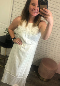 Bridal Shower Maxi Dress