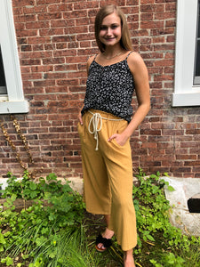 Meet me in Italy Culotte Pant