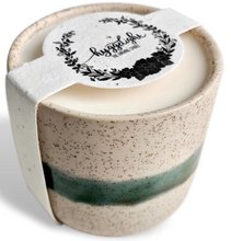 Load image into Gallery viewer, Edith Mint + Eucalyptus Growing Candle