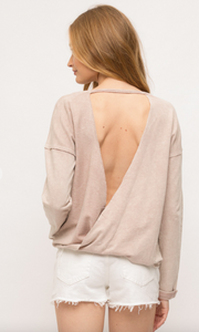 Exposed Ambition Top