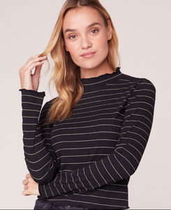 Lettuce do this Mock Neck Top