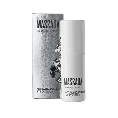 ANTIAGING PEARLS EYE CONTOUR von Massada Naturkosmetik