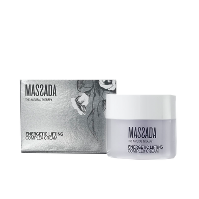ENERGETIC LIFTING COMPLEX CREAM von Massada Naturkosmetik