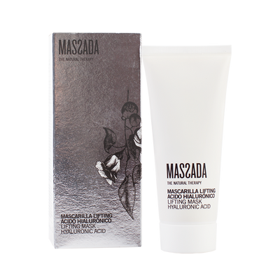LIFTING MASK HYALURONIC ACID von Massada Naturkosmetik